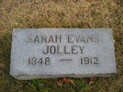 Sarah Virginia <i>Evans</i> Jolley