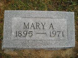 Mary Augusta <i>Manor</i> Carruthers