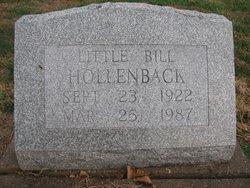 William V. Hollenback