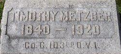 Timothy Metzger