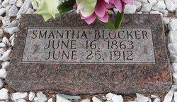 Samantha E. <i>Riley</i> Blocker