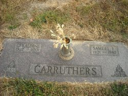 Samuel E Carruthers