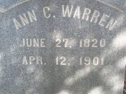 Ann C <i>Gaskill</i> Warren