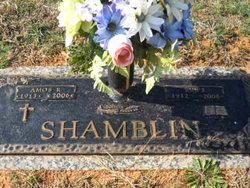 Amos Ralph Shamblin