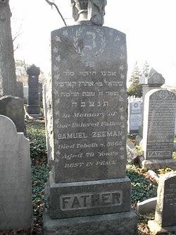 Samuel Zeeman