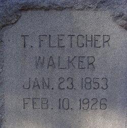 Thomas Fletcher Walker