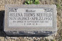 Helena <i>Toews</i> Neufeld