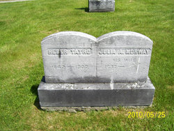 Julia Ann <i>Morway</i> Tatro