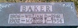Margie Irene <i>Bowman</i> Baker