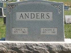 Grace A Anders