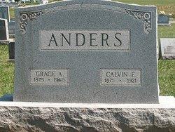 Calvin E Anders