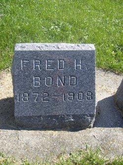 Frederick Hamilton Bond