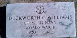 Duckworth C Williams