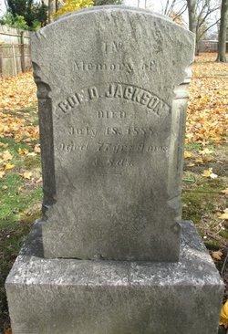 Coe D. Jackson