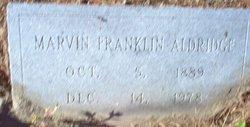 Marvin Franklin Aldridge