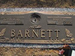 John David Barnett, Sr