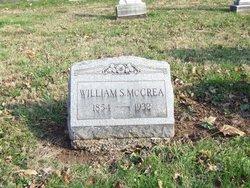William Sweazy McCrea