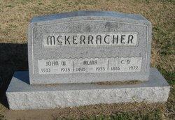 C. D. McKerracher