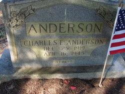 Charles Edward Anderson