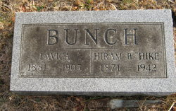 Lavica <i>Harl</i> Bunch