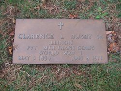 Clarence Lee Dick Busby, Sr