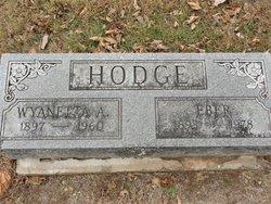 Eber Hodge