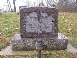Mary L <i>Ebbert</i> Hill