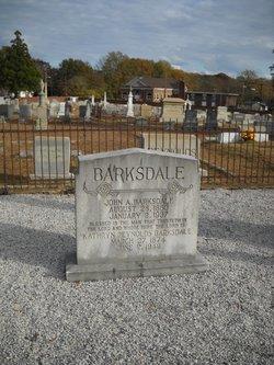 John A. Barksdale
