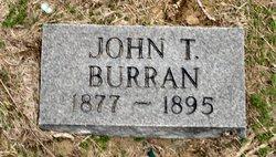 John T. Burran