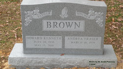 Howard Kenneth Brown