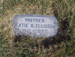 Katie <i>B</i> Ellison