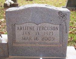 Margaret Arliene <i>Ferguson</i> Alford