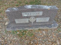 Walter Dyer Patton