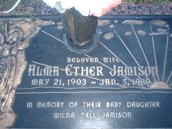 Alma Ether Jamison