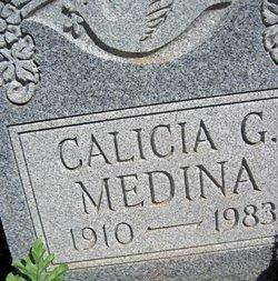 Calicia G. Medina