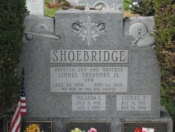 Lionel Theodore Ted Shoebridge, Jr