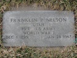 Franklin P. Nelson