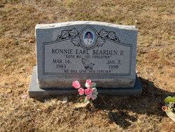 Ronnie Earl Bearden, II