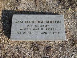 Sam Eldredge Bolton