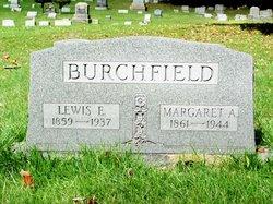 Margaret Agnes <i>Leech</i> Burchfield