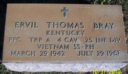 Corp Ervil Thomas Bray