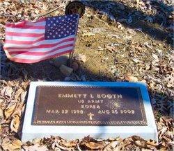 Emmett L Booth