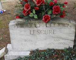 Boss Lafayette Lescure