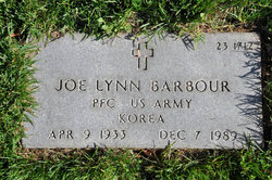 Joe Lynn Barbour
