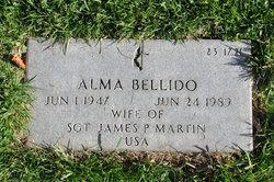 Alma Bellido Martin