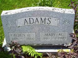 Alden O. Adams