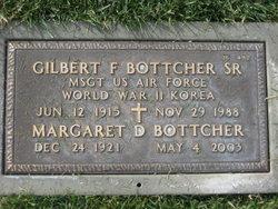 Gilbert F Bottcher, Sr