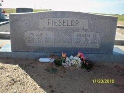 Willie A Fieseler