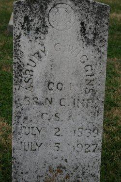 Asbury G. Wiggins