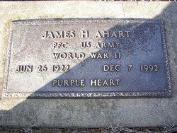 James Hubert Ahart
